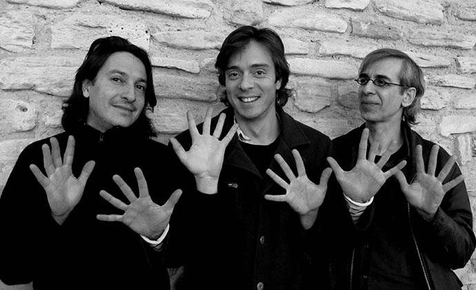 Le Trio Berg Jeanne Surmenian