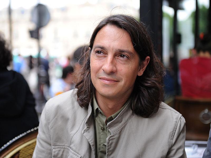Eric SURMENIAN, contrebassiste du Trio Berg Jeanne Surmenian