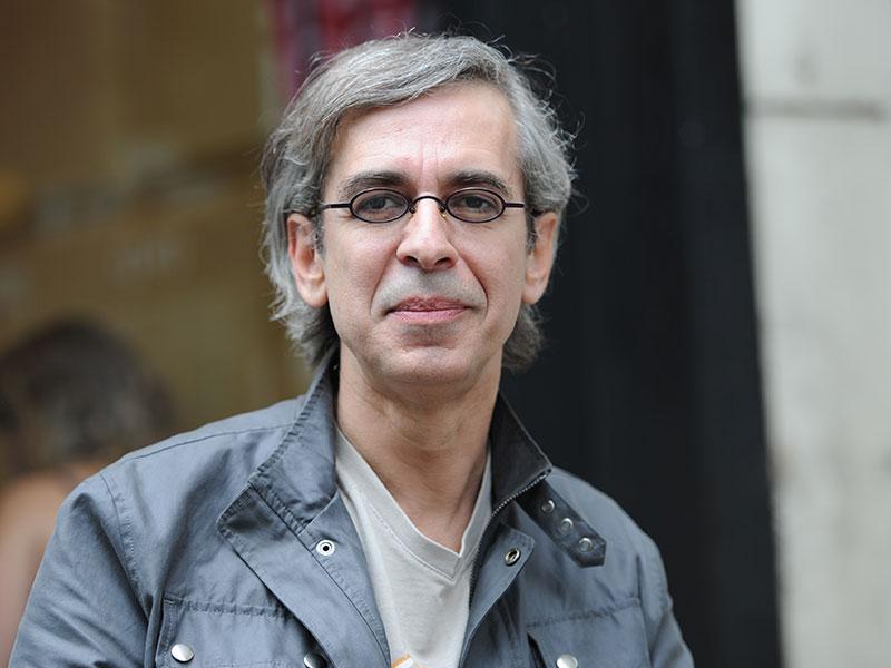 Fred JEANNE, batteur du Trio Berg Jeanne Surmenian