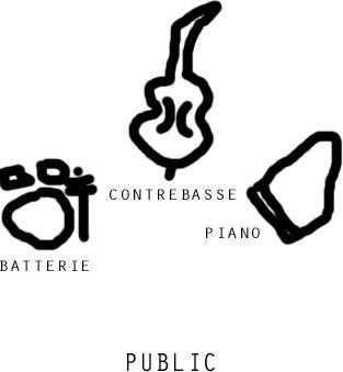 Plan de scène du Trio Berg Jeanne Surmenian
